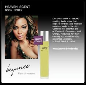 Beyonce Heaven Fan