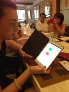 Ella designing new Skincare