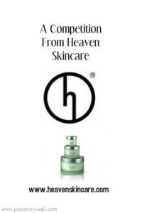 heaven comp poster