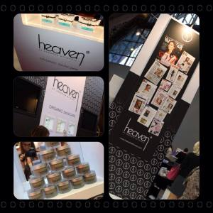 Heaven Exhibition Stand Pro Beauty North 2013