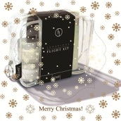 Luxury Flight Kit £73.00 Bee Venom Mask (15ml) Vanilla Pod Hand and Nail Cream (15ml) Heaven Scent (25m) Hydro cleansing milk (25m) Peppermint Clarifying Lotion (25ml) http://www.heavenskincare.com/Products/Product.aspx?ID=181
