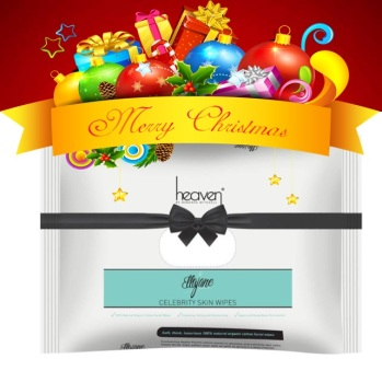 No Panda Eyes This Christmas ! with award winning Ellajane Celebrity Skin Wipes £7.30 http://www.heavenskincare.com/Products.aspx?GroupID=28