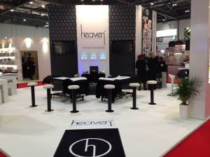 Heaven Stand at Pro Beauty Excel London 2014