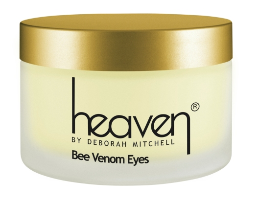 BEE VENOM EYES_BLACK Gold Top